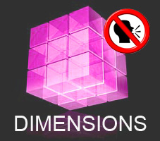 Dimensions #7 -NO TALK-image